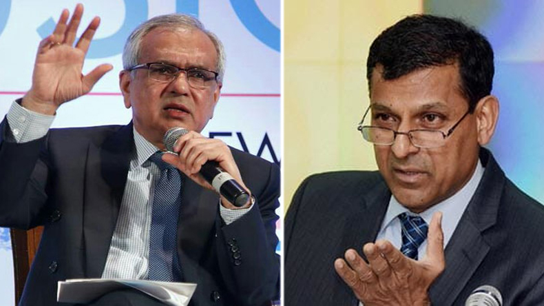 Niti Aayog VC Rajiv Kumar blames former RBI Chief Raghuram Rajan for slowdown GDP