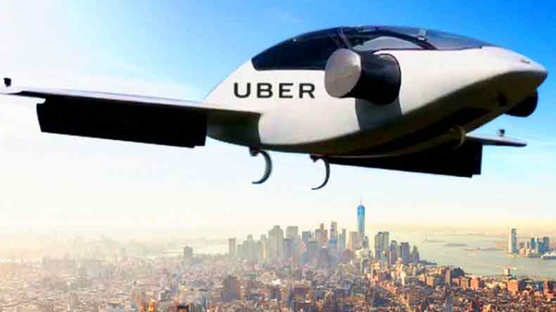 Uber-shortlisted-india-to-start-air-taxi-service