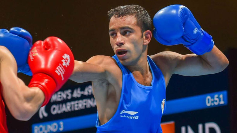 Amit Panghal Profile: know about Amit Panghal who won gold medal in boxing at Asian Game 2018
