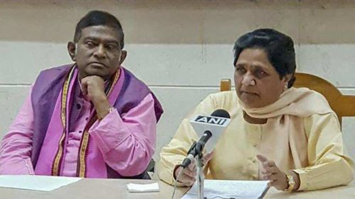 mayawati and ajit jogi