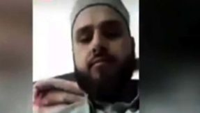 Muslim cleric masturbates while chatting with female follower