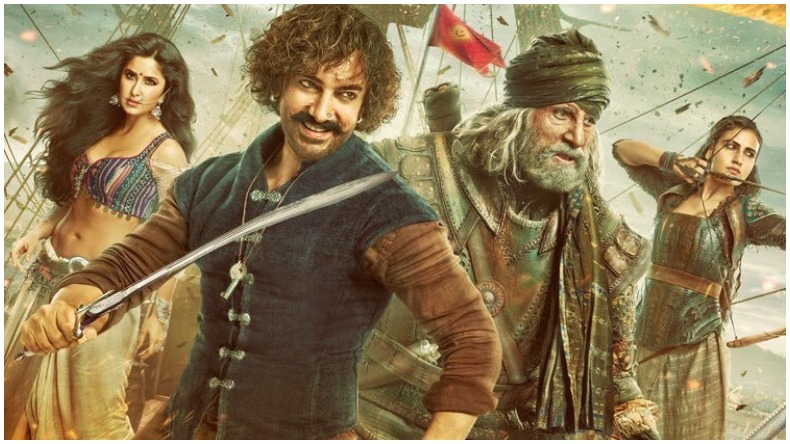 aamir khan thugs of hindostan box office collection day 3 PREDICTION