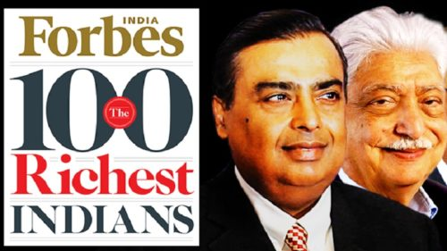 forbes india top 100