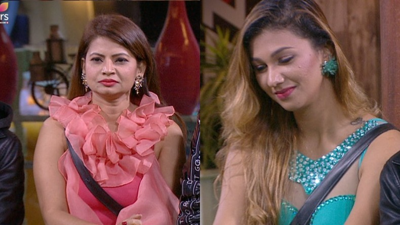 megha dhade and jasleen matharu gets evicted from bigg boss 12 house