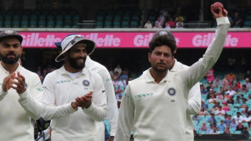 India vs Australia 4th Test Day 4