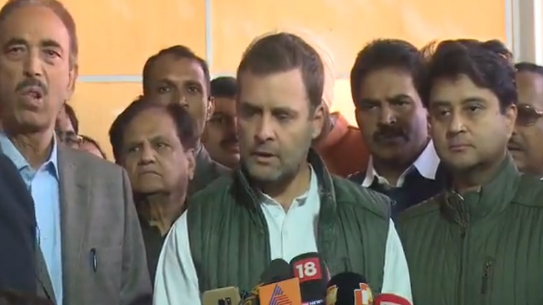 NCW Issues Notice To Congress President Rahul Gandhi
