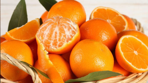 eating Orange make you healthy