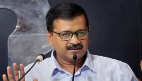 Arvind Kejriwal attacks BJP Congress: