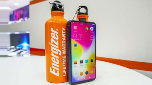 Energizer Power Max P18K Pop Launch