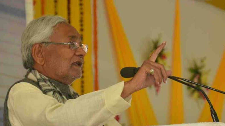 Nitish Kumar demands Ban on Alcohol in whole Country