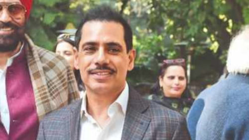 Robert Vadra ED Probe
