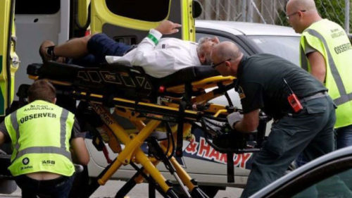 5 Indians Killed I n Christchurch Mosque Shooting