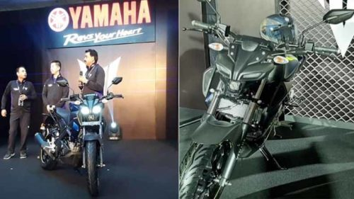 Yamaha MT-15 Launched in india know price and specifications