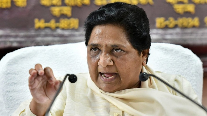 BSP Chief Mayawati answers to election commission on muslims statement