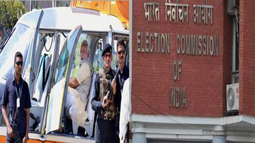 EC-Suspend-IAS-Checks-PM-Narendra-Modi-Helicopter