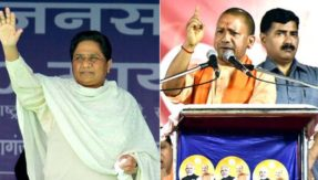 Election commission notice to bsp chief mayawati and up cm yogi adityanath