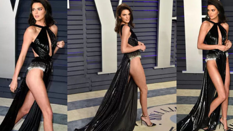 Kendall Jenner looks stun in this video which is too hot to handle