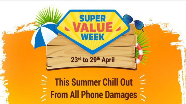 Flipkart Super Value Week Offer