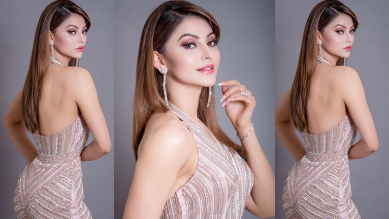 Urvashi Rautela raises temperature with new Video, take a look
