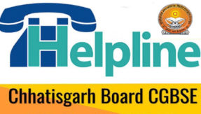 Chhattisgarh CGBSE 10th, 12th Counselling Helpline Number