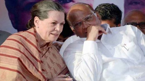 NCP Congress Merger: Sharad Pawar likely to merge NCP in Congress for Rahul Gandhi Leader of Opposition L