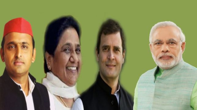UP Exit Poll results 2019