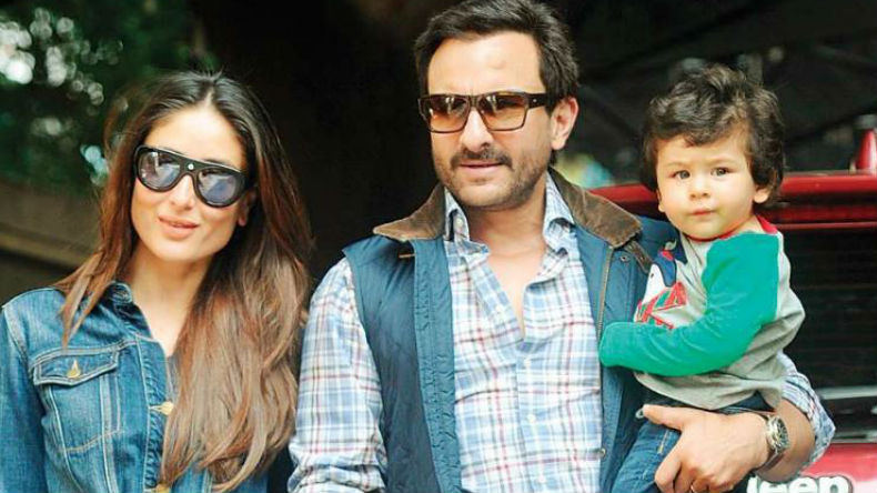 saif ali khan on taimur ali khan bollywood debut