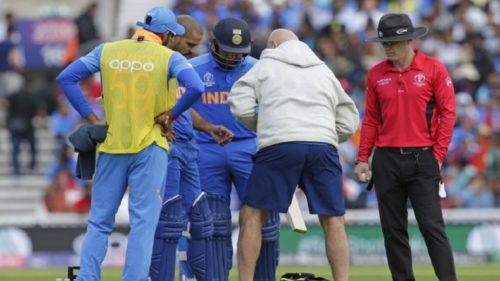 Shikhar Dhawan Ruled Out ICC World Cup