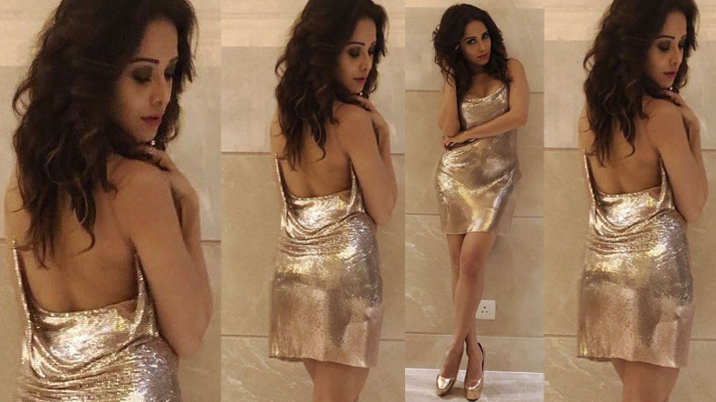 Nushrat Bharucha Sexy Video