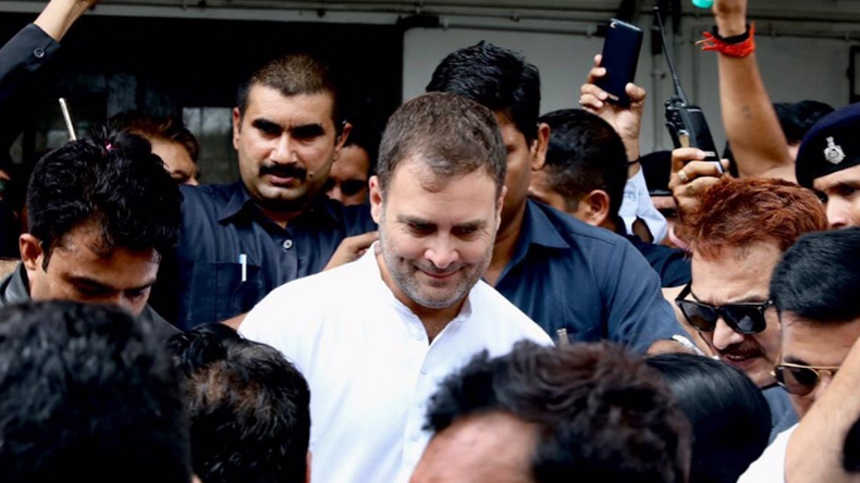 Patna Court grants Bail Rahul Gandhi Defamation Case