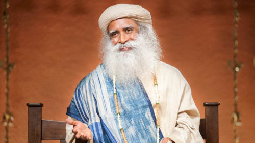 Sadhguru Justifies Menstruating Women Not Allowed In Kitchens Temples