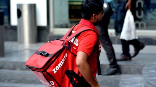 Zomato Food Delivery Staff Strike