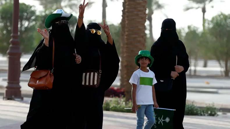 Saudi Arabia Women Passport without Consent : Crown Prince Mohammed bin Salman  Cabinet decision Women allowed to hold passports and travel abroad without consent male guardian