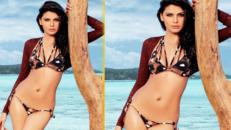 Sherlyn Chopra set the internet fire with her sexy look