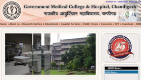 GMCH Chandigarh Recruitment 2019