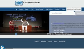 NTPC Admit Card 2020 Released