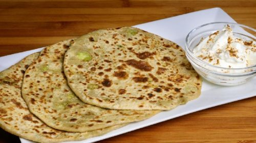 Paratha Became Luxury