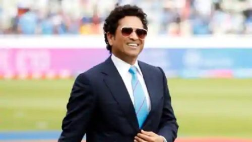 Sachin Tendulkar Priases James Anderson