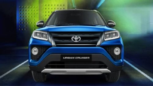 Toyota Urban Cruiser SUV Launched